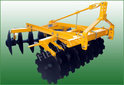 Mounted Medium Duty Offset Disc Harrow