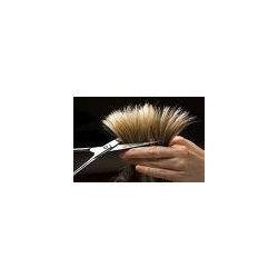 Cutting Wast Human Hair