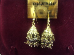 Jhumkas