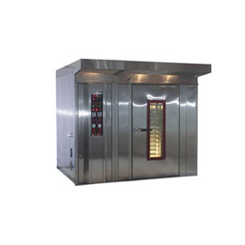 Baking Ovens Diesel Gas Fired Rotary Rack Oven