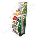 Floor Stand Unit FMCG Products