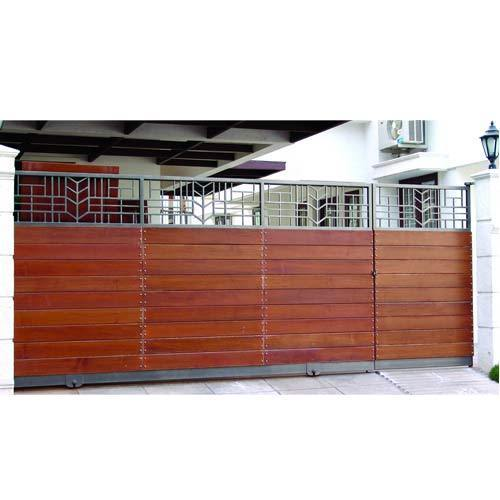 Industrial Gates Compact Automated Gates Manufacturer