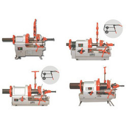 Electric Pipe Threading Machine
