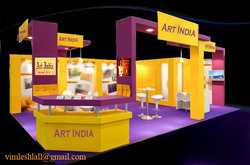 Expo And Exhibition set design