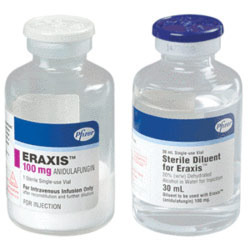 Eraxis injection