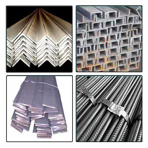 Structural Steel Channel and Angle