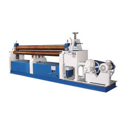 Mechanical Plate Bending Machine