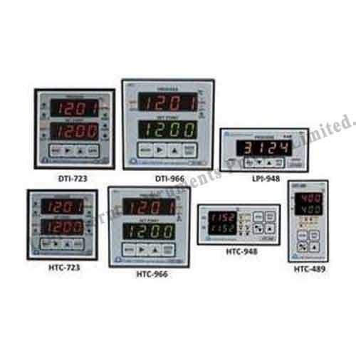 Simple Digital Temperature Process Indicator & Controller