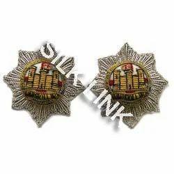 Royal Dragoon Guard Collar Badge