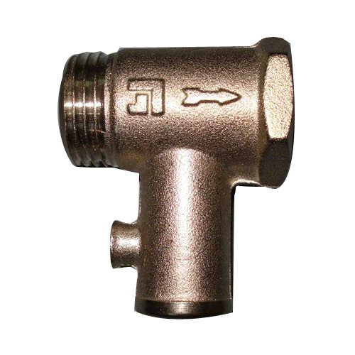 Safety Relief Valves for Water Heater