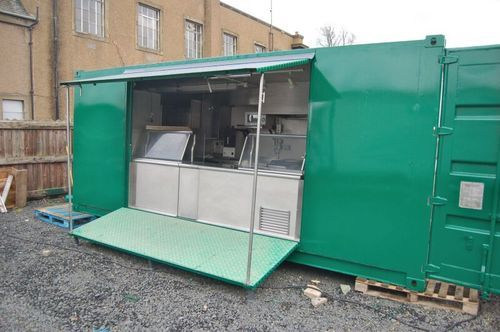 Portable Kitchen Container