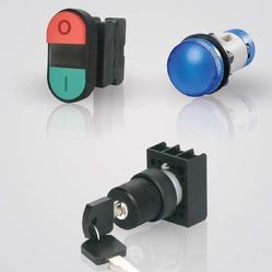 Push Button & Limit Switches
