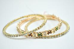 Six Piece Bangle Set