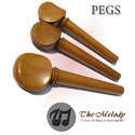 Boxwood Cello Peg