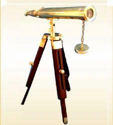 Wooden Telescope