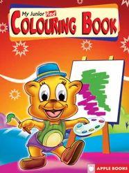 My Junior Coloring - Orange Books