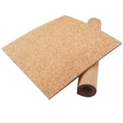 Acoustics Cork Sheets
