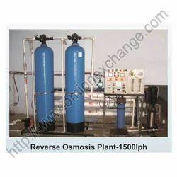 Reverse Osmosis Plant - 1500LPH
