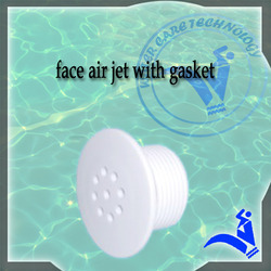 Face Air Jet With Gasket