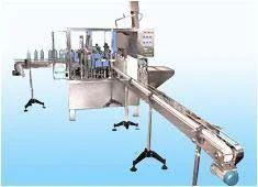 Fully Automatic Bottling RFC Machine