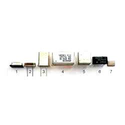 SMD Crystal & Oscillator