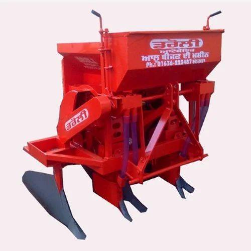 Two Row Automatic Potato Planter