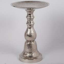 Golden Metal Cake Stand
