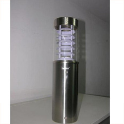 S4 Finish Extruded Stainless Steel Bollards