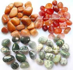 Gemstone Natural Tumbled Stones