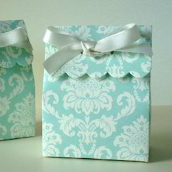 Screen Printed Paper Bags for Cakes