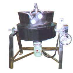 Soan Papdi Besan Sekai Steam Jacketted Kettle