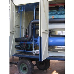 Mobile Water Chillers