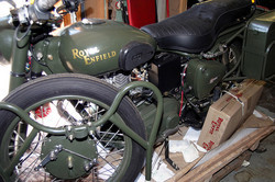 International Shipping Royal Enfield Bikes