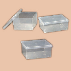 Square Rectangular Containers