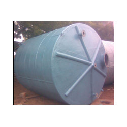Storage Tank Chemical PP/FRP 20KL