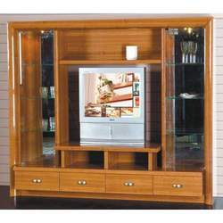 Hall Furniture - Shoe Rack Cum Display Unit, TV Unit Cum Showcase ...