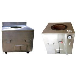 Tandoor Steel Machine
