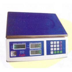 Counting cum weighing scale (LED Display)