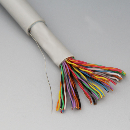 Manufacturer of Flat Travelling Cable & Moulded Cords by Delta ...