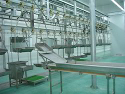 meat processing machinery