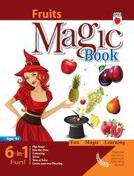 Magic Book - Fruits