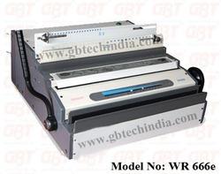 WR-666E (Electrical Wiro 2 In 1)