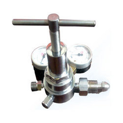 Single Line Hi-Flow Regulator For Manifolds & Cylinder