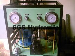 Hydraulic Power Pack 5.h.p.
