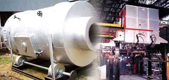 Nutec Thermo Furnaces And Equipments Private Limited