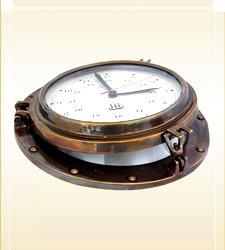 Nautical Porthole Clock