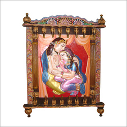 Jharoka Painting