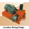 Accudose Dosing Pumps