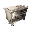 Commercial Snacks Trolley