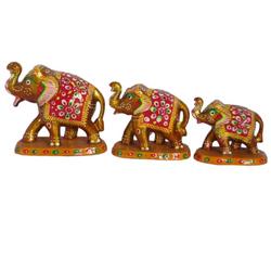 Meena Elephant Set